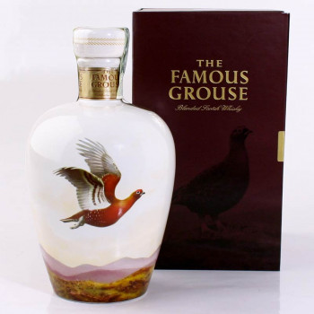 Famous Grouse Celebr. Ceramic Decanter 0,7l 40%
