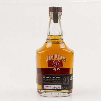 Jim Beam Single Barrel 0,7L 47,5%