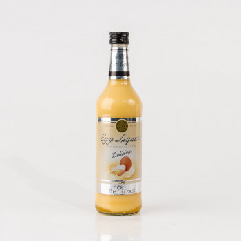 Old Distillerie Egg Liqueur 0,5l 14%