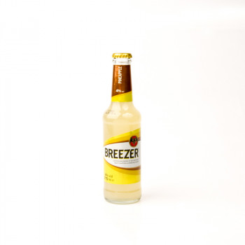 Bacardi Breezer Pineaplple 0,275l 4%